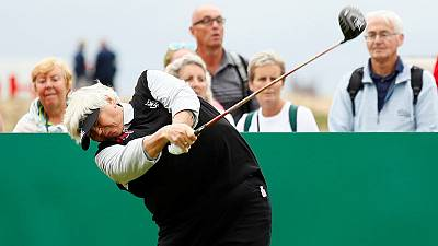 Prize money in women's golf nothing to complain about - Davies