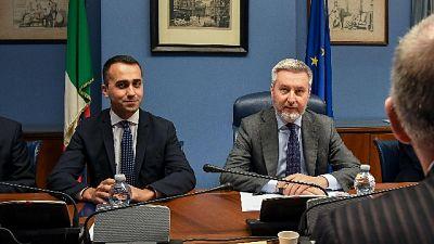 5G: Di Maio a Copasir,Governo attrezzato