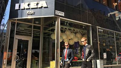 IKEA hunting for downtown sites in key cities