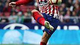 إصابة موراتا تزيد معاناة أتليتيكو الهجومية قبل مواجهة برشلونة