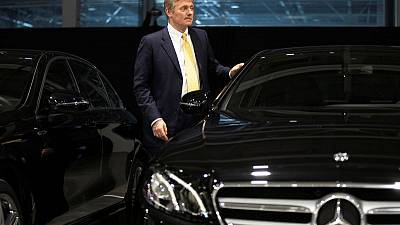 Daimler opens Mercedes-Benz plant in Moscow region
