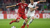 Coupe d'Allemagne: Le Bayern et Brême qualifiés pour les demi-finales