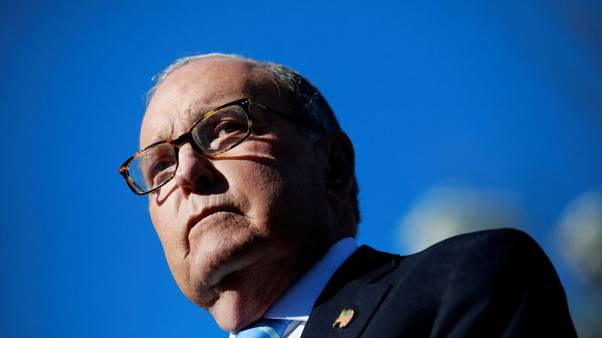 White House's Kudlow says U.S.-China talks making progress, could extend