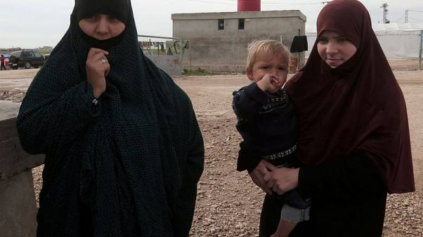 Interviewing Islamic State detainees in Syria