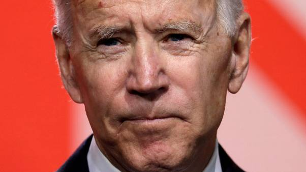 Ex-US Vice President Biden, facing questions about touching women, says he'll respect 'personal space'
