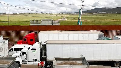 Truckers, stores on U.S.-Mexico border struggle as Trump closure threat looms