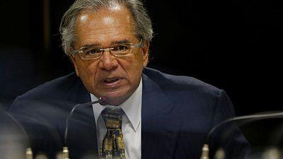 Brazil economy minister urges pension reform to address 'doomed' system