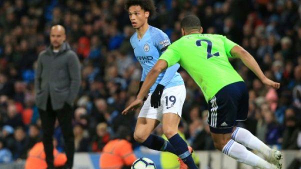 Angleterre: Manchester City devant, Tottenham et Chelsea se relancent