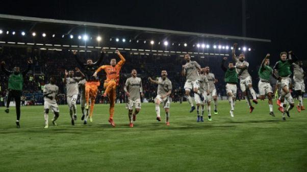 Italie: La Juventus y est presque