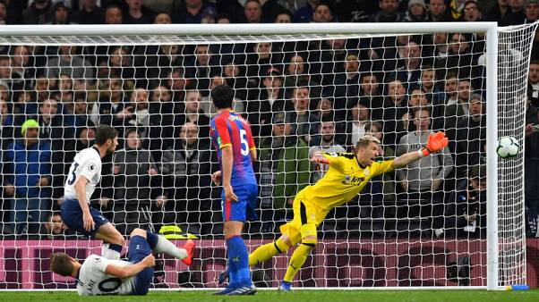Tottenham return home with vital win over Palace