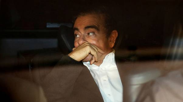 Ex-Nissan boss Carlos Ghosn arrested for fourth time - NHK