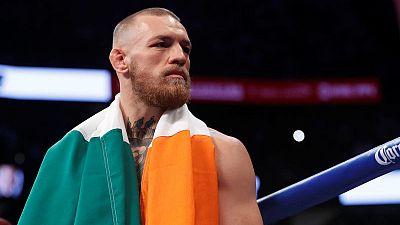 'Retired' McGregor hints at return