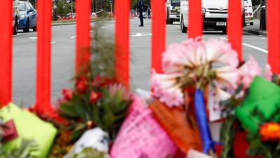 Australian arrested over New Zealand shooting massacre to face 50 murder charges - police