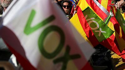 Support for Spain's far-right party seen waning slightly - El Pais