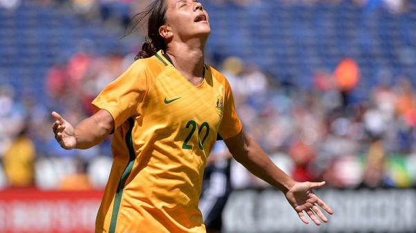 Soccer: Australia captain Kerr shelves friendships before U.S. warmup