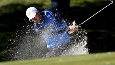 Golf, anche Alex Del Piero in campo