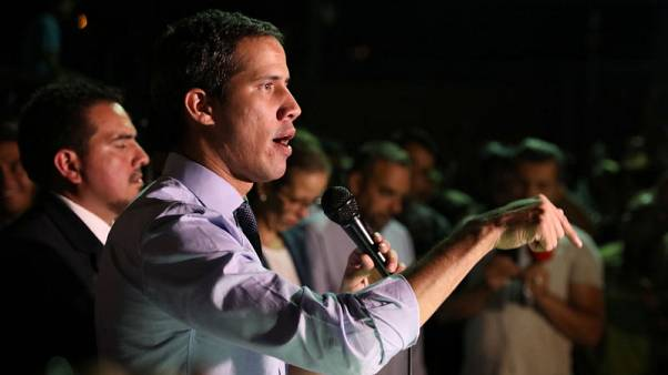 EU condemns Venezuelan efforts to prosecute Guaido - statement