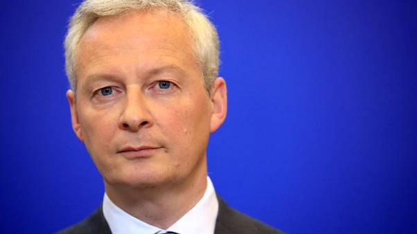 French finance minister criticises reported pay deal for Airbus boss Enders