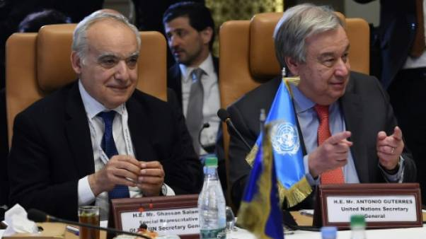 """Libye: le patron de l'ONU préoccupé par le """"risque de confrontation"""""""
