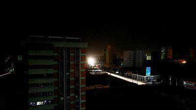Reporting from the dark in Venezuela