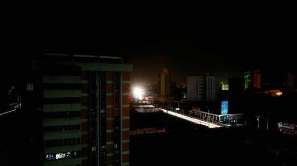Reporting from the dark in Venezuela