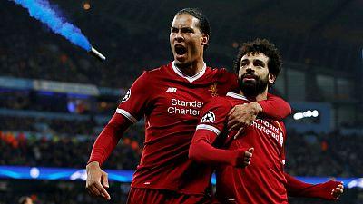 Advantage Man City but fixtures favour Liverpool
