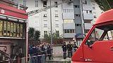 Incendio in appartamento Taranto,2 morti
