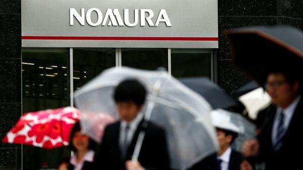 Japan's Nomura to axe 100 London jobs as part of business overhaul