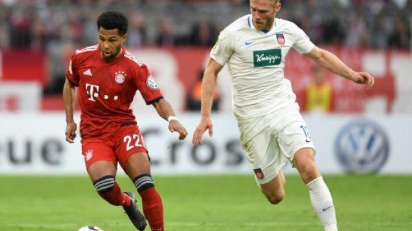 Serge Gnabry: le végan qui veut tout dévorer avec le Bayern
