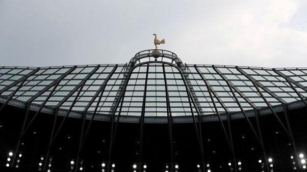 Tottenham post world-record 113 million pounds profit