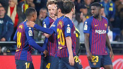 Barca seek decisive title blow in Atletico showdown