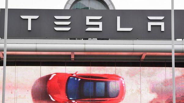 Tesla shares skid after first-quarter deliveries disappoint