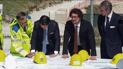 Conte, riforma Cipe per cantieri veloci