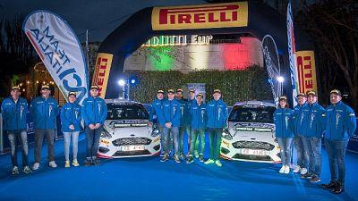 Nasce Campionato Italiano Rally Junior