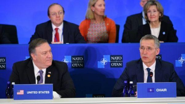"""Pour ses 70 ans, l'Otan veut refaire son unité face aux """"attaques"""" russes"""