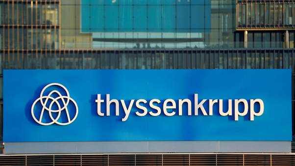 Share price drop could change Thyssenkrupp's breakup plans - Deka
