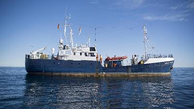 Migranti: nave Sea Eye verso Lampedusa