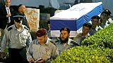 L'armée russe et la Syrie ont retrouvé le corps d'un soldat israélien disparu depuis 1982