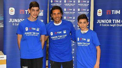 Junior Tim Cup a Ferrara con Floccari
