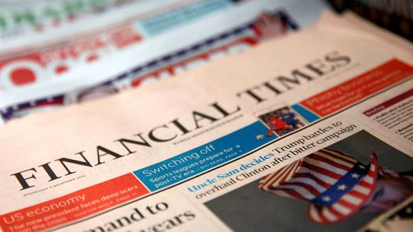 Polarised U.S. politics offers opportunity for the FT, says CEO
