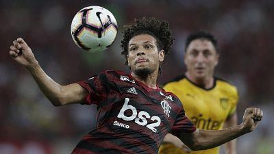 Flamengo-Penarol, incidenti,ferito grave