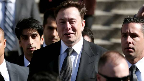 Tesla's Elon Musk, SEC ordered by U.S. judge to try to settle