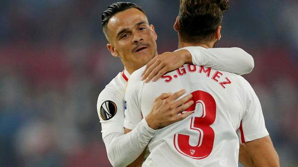 Sevilla boost top four hopes with win over Alaves