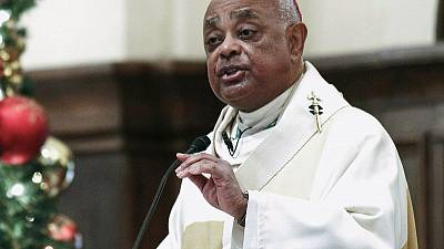Pope names Atlanta's Wilton Gregory as new archbishop of Washington, D.C.