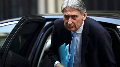 Parts of UK government risk further cuts after austerity ends - Hammond