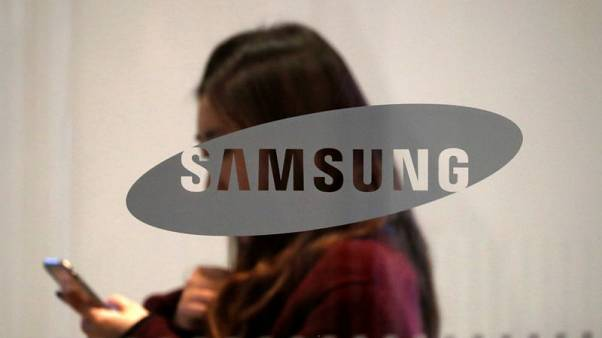Samsung Electronics says first quarter profit likely fell 60 percent as chip prices hit