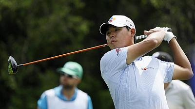 Golf - Kim leads as Spieth, Fowler start well at Texas Open