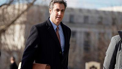 Former Trump lawyer Cohen says assisting with more probes
