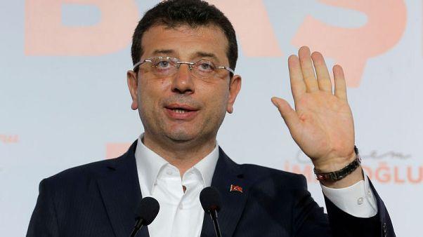 المعارضة تقول إنها لا تزال متقدمة في اسطنبول مع استمرار إعادة الفرز