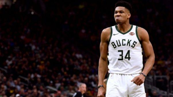 NBA: Milwaukee en pole position, Golden State déroule
